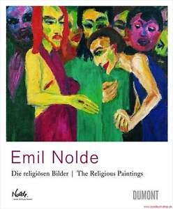 Fachbuch-Emil-Nolde-Religioese-Bilder-NEU-Zentrale-Motive-des-Christentums