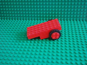 Lego Motor de Retroceso Rojo 818