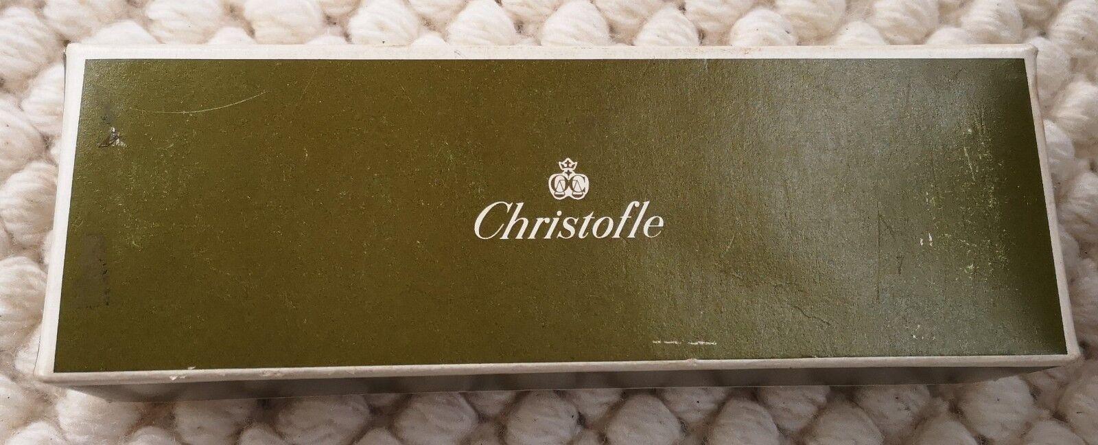 12 fourchettes à huîtres Christofle modèle  Perles Perles Perles  métal Silberé f1ad93