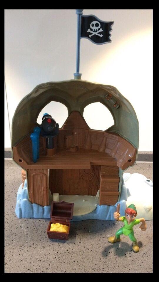 Andet legetøj, Kranieøen, Fisher Price