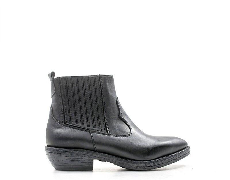 Chaussures Rebecca Van determinati Femme noir 8616 VITNE