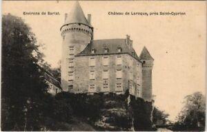 CPA Chateau de Laroque - pres Saint-Cyprien - Environs de Sarlat (1081589)