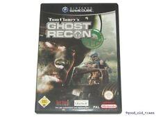 ## Tom Clancy's Ghost Recon 1 (Deutsch) Nintendo GameCube / GC Spiel - TOP ##