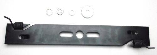 Vertikutierbalken//transformation-Kit pour tondeuse 410 mm de long avec reduzierscheiben
