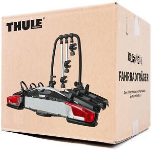 Thule-VeloCompact-926-Fahrradtraeger-fuer-3-Fahrraeder-auf-die-Anhaengerkupplung-NEU