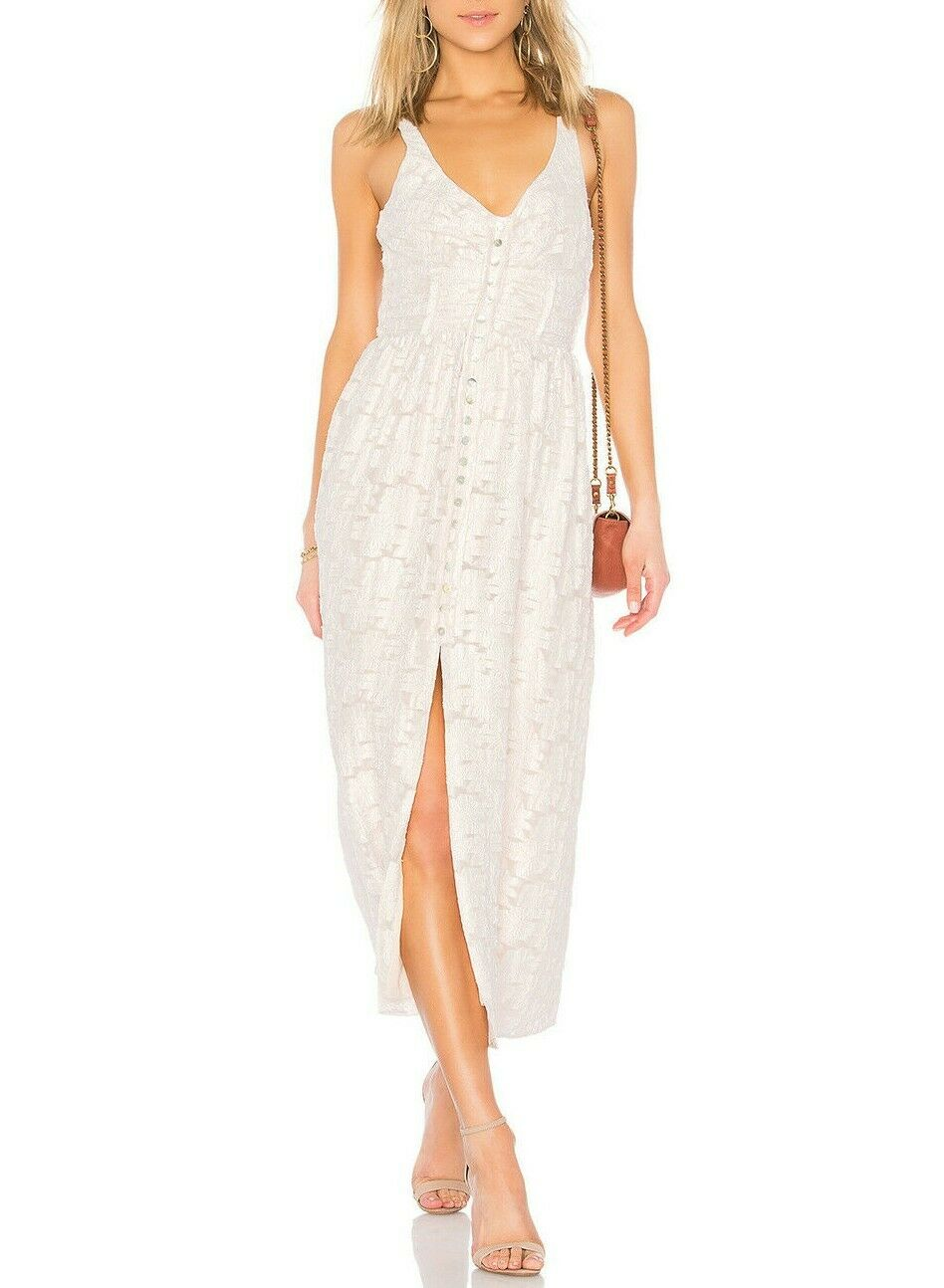 Free People Fresh as a Daisy Maxi Dress MSRP  Größe 6 A 563 NEW