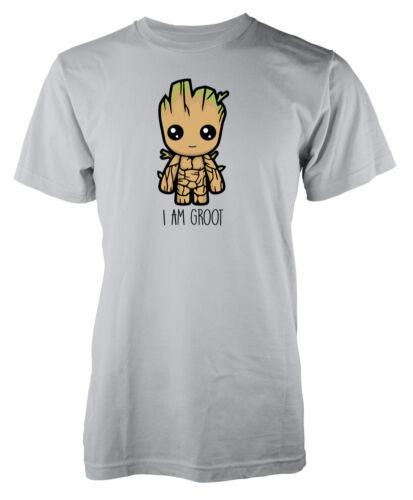 I Am Groot Guardians Galaxy Kids T Shirt
