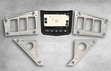 2017 Polaris RZR XP 1000 Ride Command Dash Panel Plate Aluminum NEW Custom