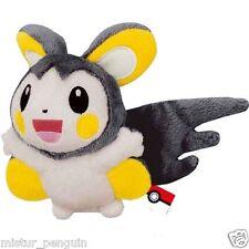 "My Pokemon GO Collection EMOLGA 4"" Plush Doll Toy Plushie Keychain BW MPC3"