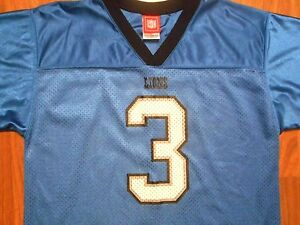 cf31718f36c Vintage Joey Harrington #3 Detroit Lions Jersey by Reebok, Youth XL ...
