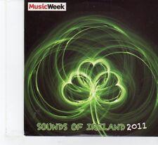 (FR73) Music Week: Sounds Of Ireland, 16 tracks various artists - 2011 CD