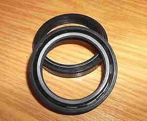 Suzuki TU250 1997/07 Front Fork Oil Seals QR375011