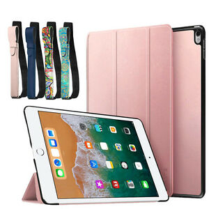 reputable site 24665 c5bdd Details about For iPad Pro 10.5 A1701/A1709 2017 Slim Case Cover Stand &  Apple Pencil Holder