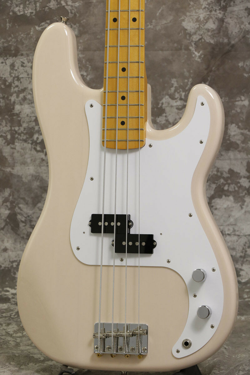 Fender MIJ Traditional 50s Precision Bass US Blonde beautiful rare EMS F S
