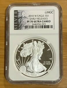 2010-W-Proof-Silver-Eagle-Dollar-1-oz-silver-Coin-NGC-PF70-Ultra-Cameo-ER-023