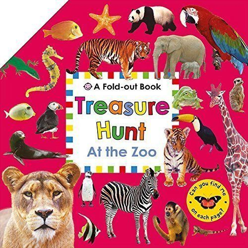 At the Zoo by Roger Priddy (Board book, 2015)