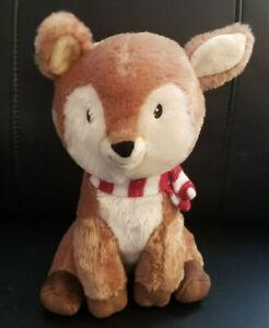 "EUC Kohls Cares Reindeer Plush ~The Lost Gift 2018 ~Stuffed Animal 10/"" Tall"
