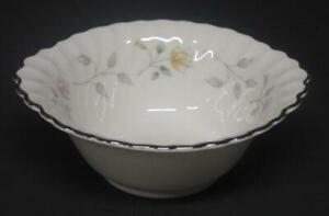 Syracuse-Brae-Loch-Lugged-Cereal-Bowl-s-Silhouette-fine-china-several-available
