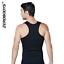 Men-Slimming-Belt-Corset-Neoprene-Vest-Sauna-Sweat-Body-Shaper-Sports-Vest Indexbild 3