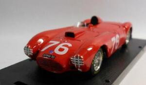 Brumm-1-43-Escala-Modelo-de-Metal-S033-LANCIA-D24-38A-Targa-Florio-1954-Piero-Taruffi