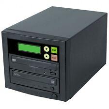 Refurbished 1-1 DVD/CD Single Target Disc Copy Burner Recorder Duplicator Tower