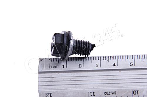 Genuine BMW CMSP E23 E24 E28 E30 E31 E32 Radiator Drain Plug OEM 17111719384