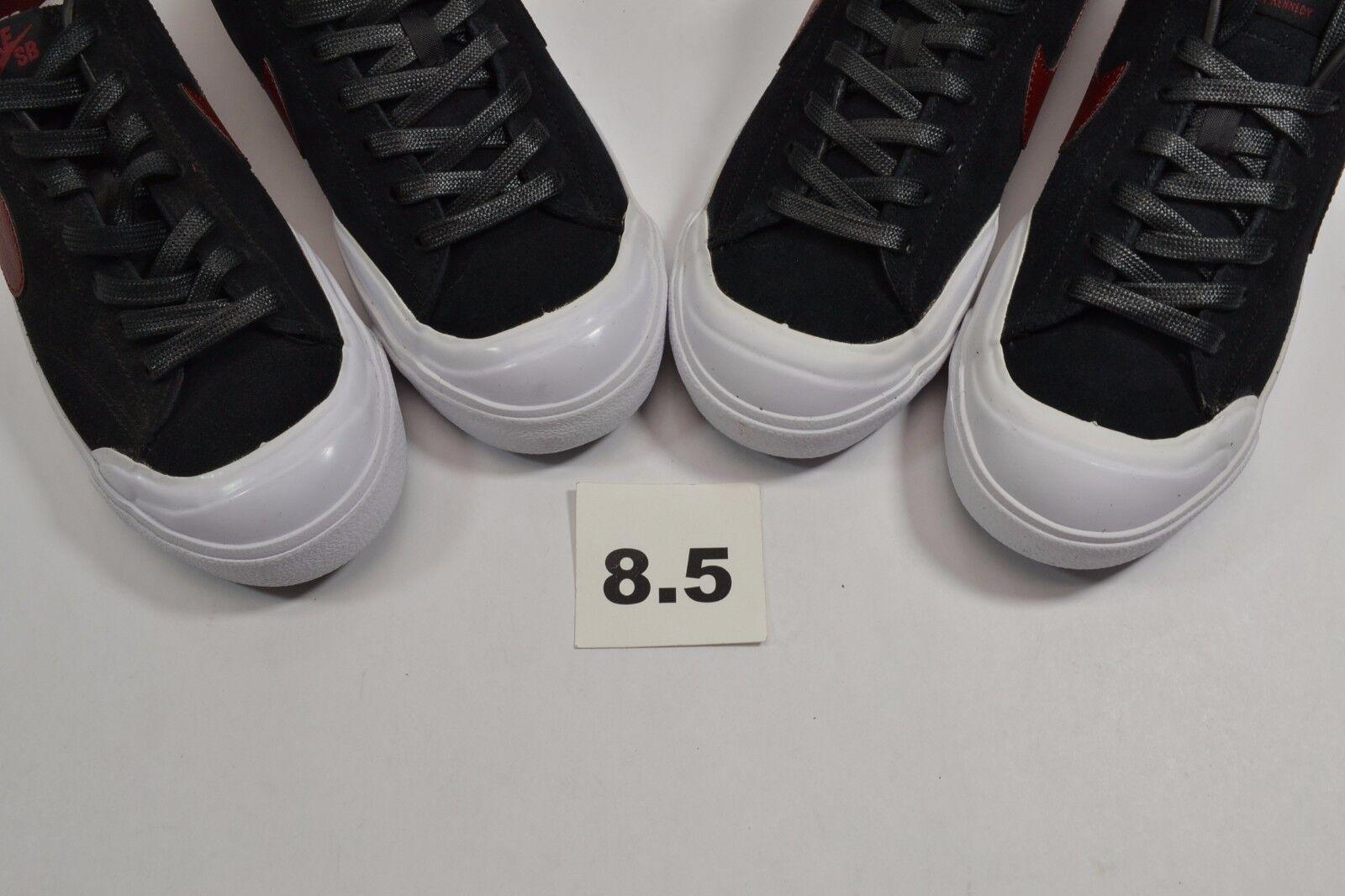 7f327df28bdd Cory Kennedy Nike Zoom All Court Mens Sz 8.5 Black 806306 061 for ...