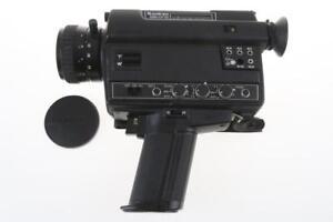 805416 RüCksichtsvoll Sankyo Sound Xl61-200 Super 8 Filmkamera Snr