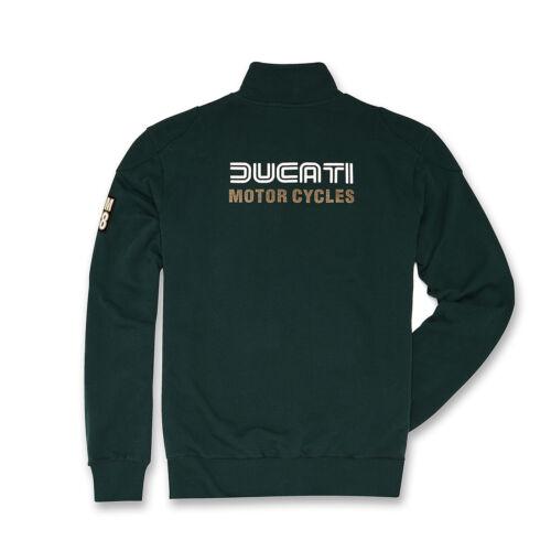 Ducati iom Isle of Man sweatjacke suéter sudadera vintage nuevo 2018!!!