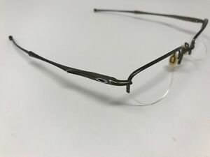 dea1cee97c OAKLEY EYEGLASSES CLUBFACE OX 3102 3102-03 PEWTER 54mm RX AUTHENTIC ...