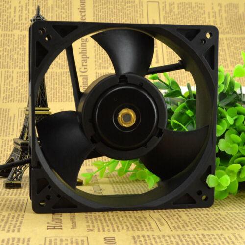 Delta EFB1324SHE 24V 1.38A 12738 12.7CM axial flow ball inverter cooling fan