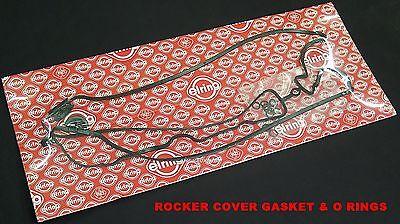 VAUXHALL ASTRA G MK4 GSI Turbo Z20LET Rocker Cover Gasket /& O Ring Set Elring