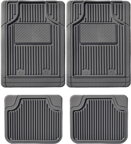 V2-1-3 Trimmable Heavy Duty All Weather Rubber Floor Mat Choose Color