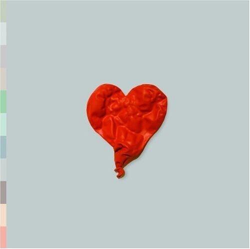 1 of 1 - Kanye West - 808S & Heartbreak [New CD]