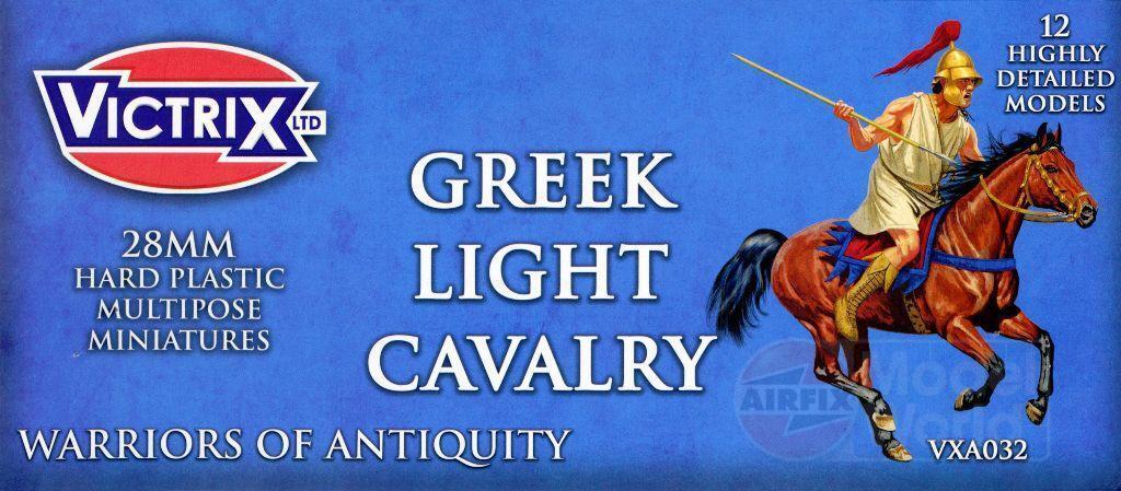 VICTRIX - VXA032 - Greek Light Cavalry