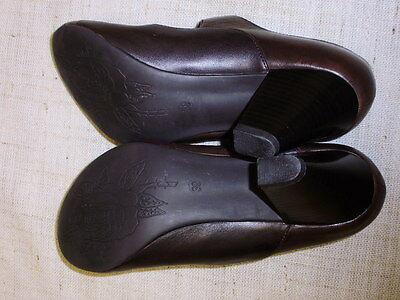 (13)***** 5th Avenue. Danen Schuhe. Pumps.Gr.39. Getragen. Leder.