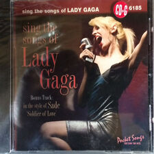 Pocket Songs Karaoke Lady Gaga Pscdg 6185