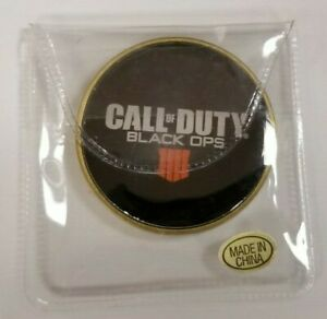 call of duty black ops 4 challenge coin