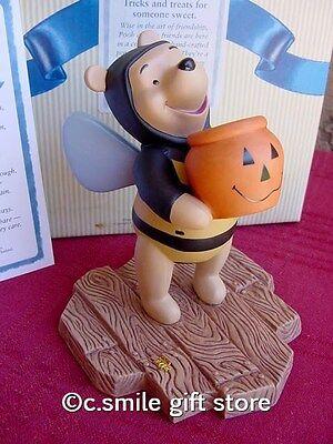 POOH & FRIENDS Disney *POOH - Tricks & Treats* Halloween MIB Ret w/FREEBIES!!