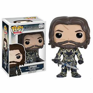 Funko-World-Of-Warcraft-POP-Lothar-Vinyl-Figure-NEW-Toys-Collectibles-WOW