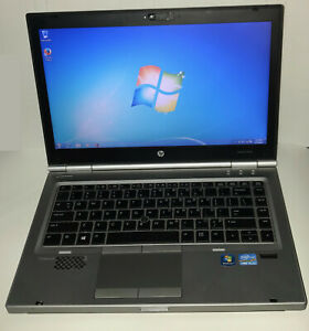 Details about Hp EliteBook 8470p Intel Core i5 3320M 2 6GHZ 4GB Ram 320GB  Webcam w/ light ++