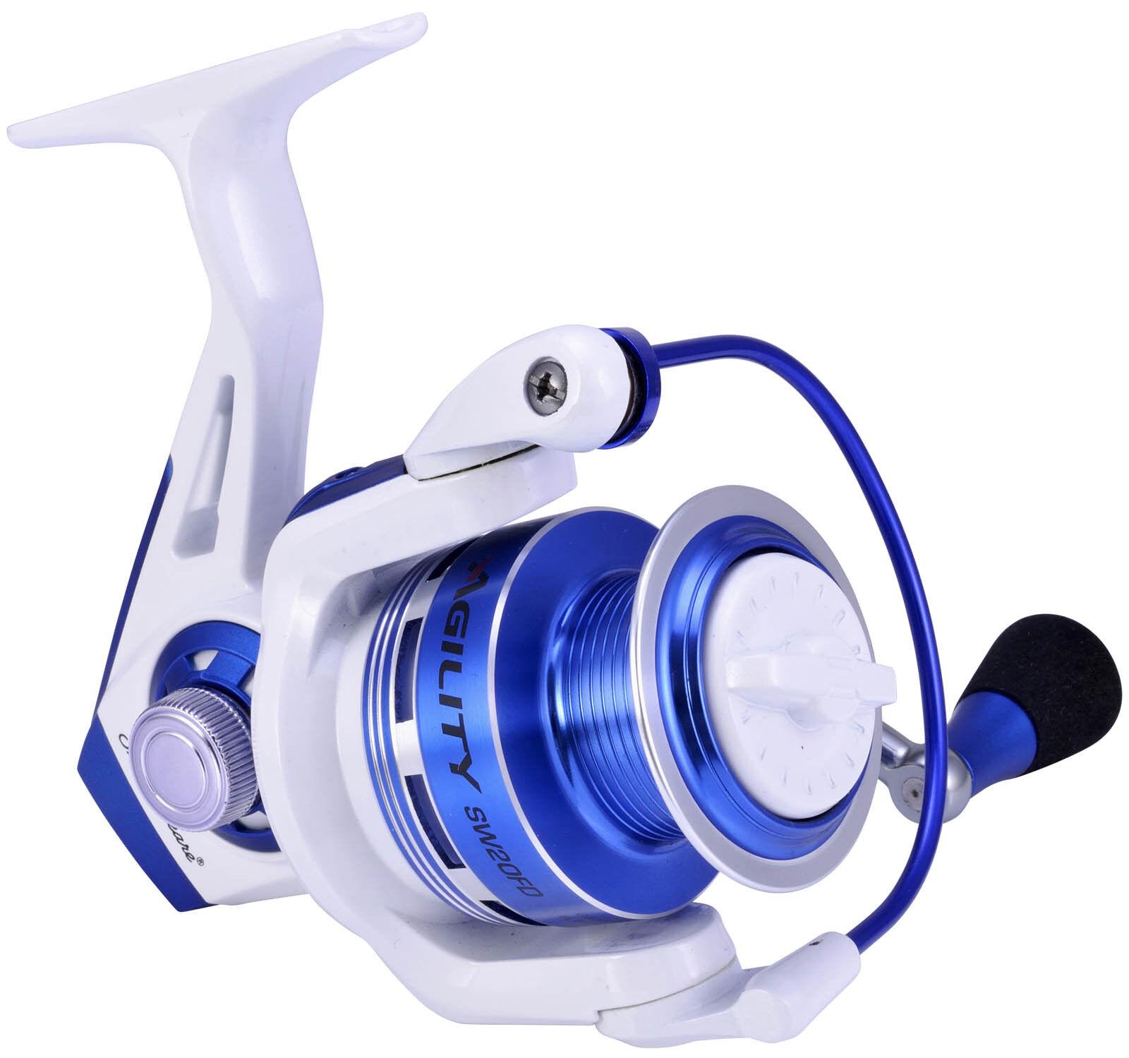 Shakespeare Agility 2 Salt Water Water Water 20FD, 40FD, 60FD Spinning Sea Fishing Reels 054e02