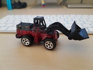 Hot-Wheels-2002-Wheel-Loader-186-1-64-Model-Mattel-Hotwheels-Modellino