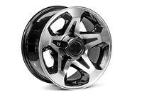16x8 Toyota Landcruiser 76,78,79 Wheels Alloy -track Correct- Neg 55 Offset