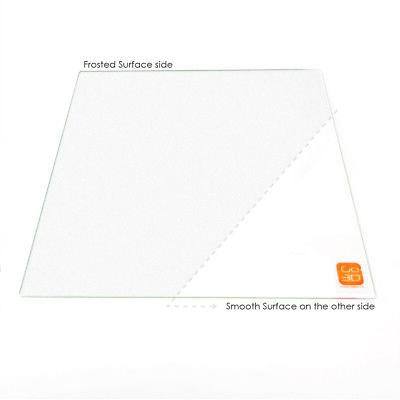 235mm x 305mm Borosilicate Glass Plate Bed for Creality 3D CR-10 Mini 3D Printer