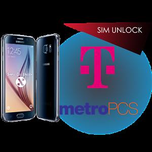 Samsung Galaxy Note 3 4 5 Edge T-Mobile Metro SIM Unlock Remote Service INSTANT!
