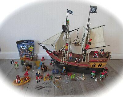 rot 115 Playmobil Kanone aus 3750 Piratenschiff Klicky schwarz
