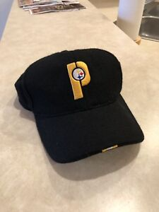 504c70a9 Details about Nike • Pittsburgh Steelers • Fitted Wool Hat • Size 7 3/8