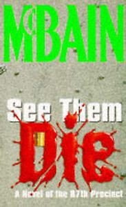 See-Them-Die-87th-Precinct-Ed-McBain-Used-Good-Book