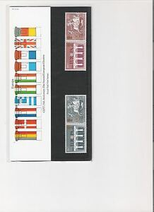 1984-ROYAL-MAIL-PRESENTATION-PACK-2ND-EUROPEAN-ELECTIONS-MINT-DECIMAL-STAMPS